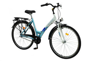 D�msky bicykel DHS Downtown Leisure 2856 - model 2011