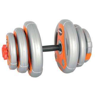 Jednoručný nakladací činkový set inSPORTline 18 kg