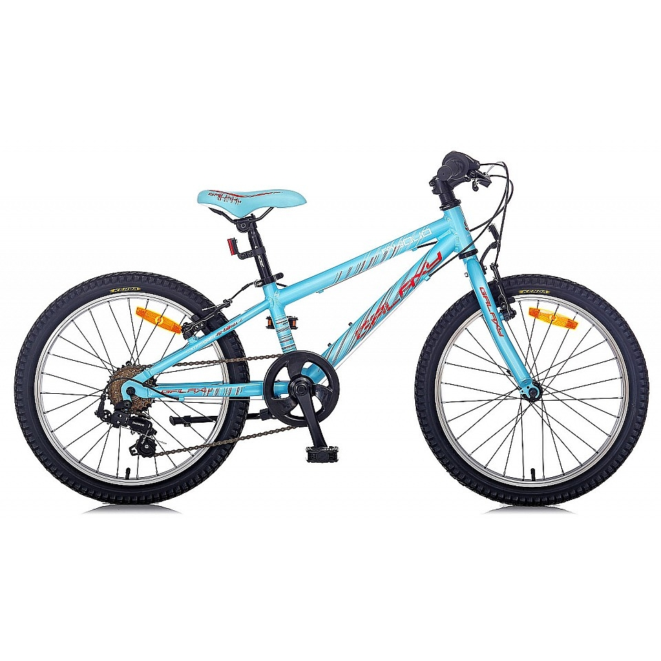 Detský bicykel Galaxy Myojo 20