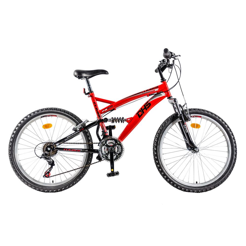 Juniorský bicykel DHS 2442 24