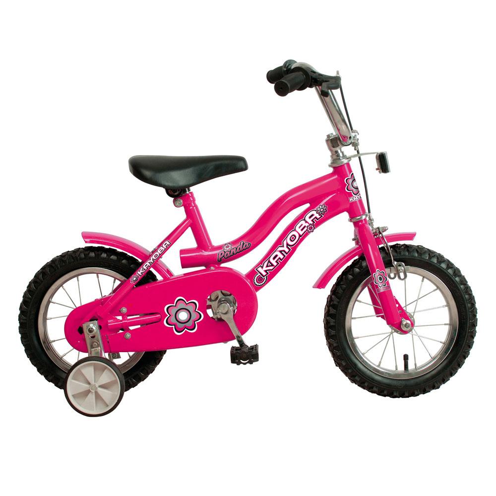 Detský dievčenský bicykel Reactor Panda Girl 12