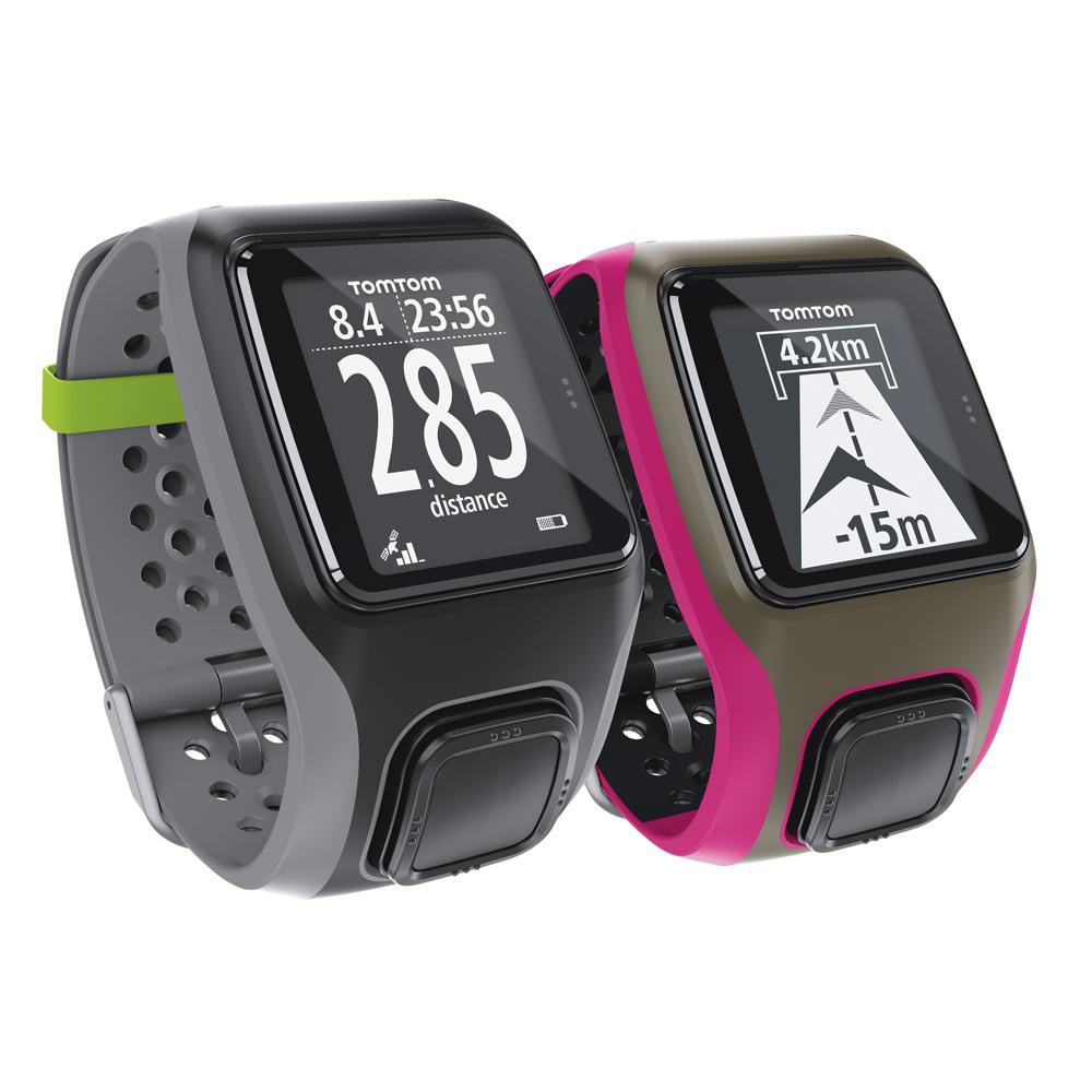 GPS hodinky TomTom MultiSport