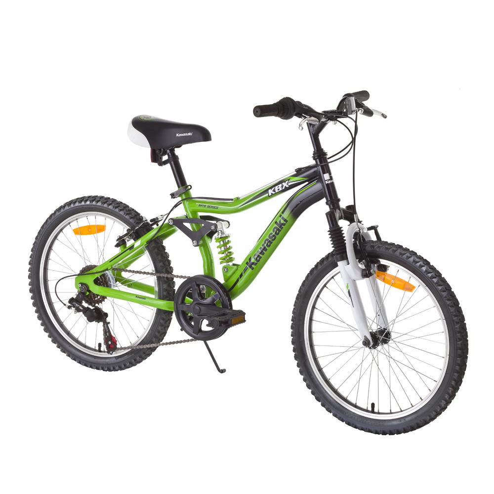 Detský bicykel KAWASAKI KBX 20-DS 20