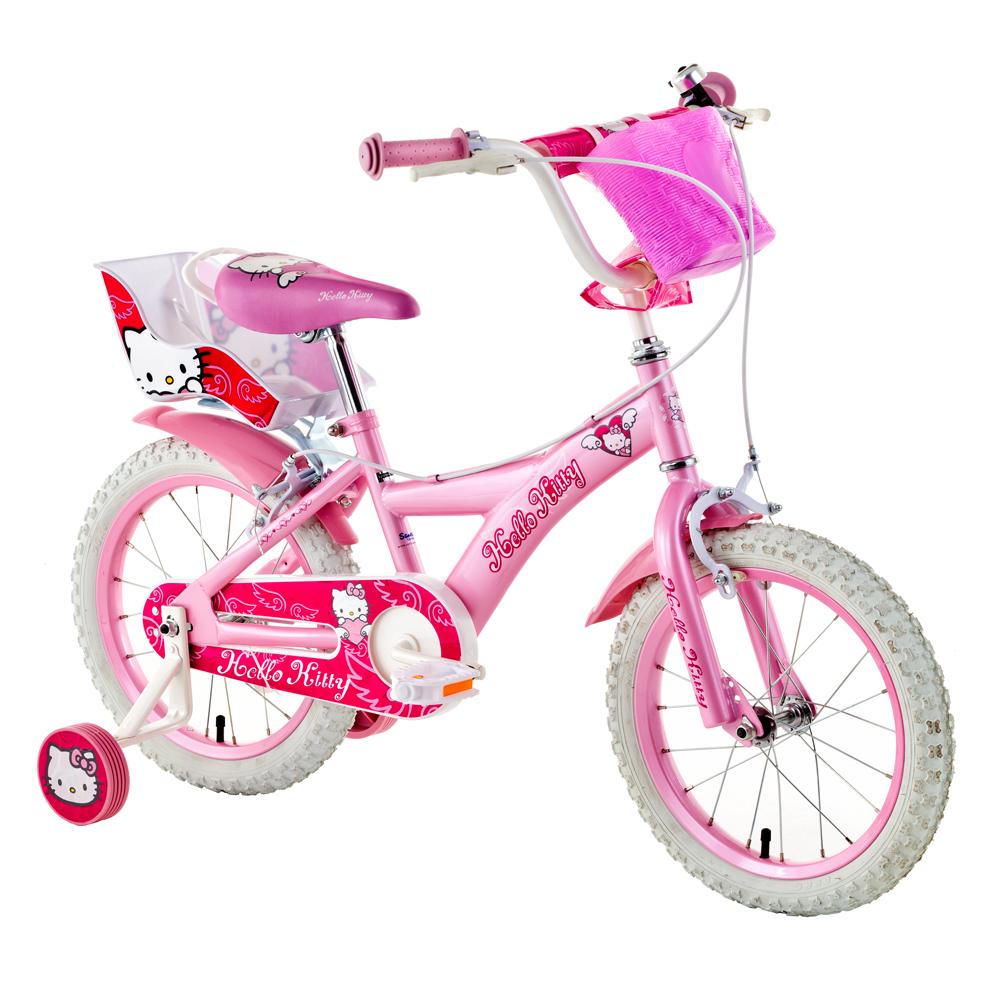 Detský bicykel HELLO KITTY Cutie 16