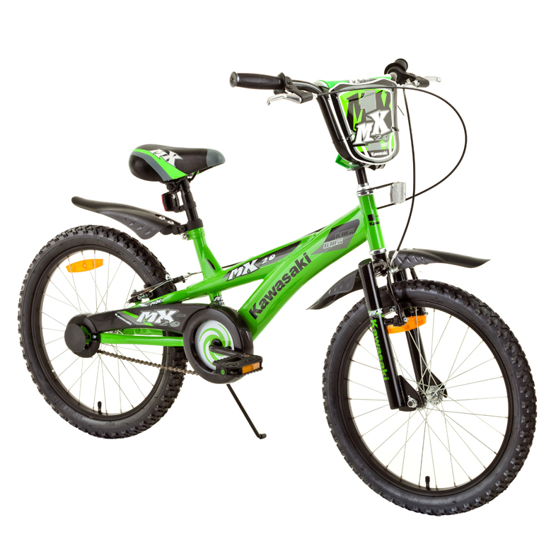 Juniorský bicykel KAWASAKI Massive 20