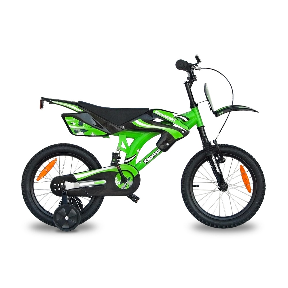 Detský bicykel KAWASAKI Triumph 16