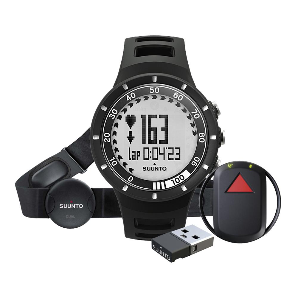Športtester Suunto Quest Black GPS Pack
