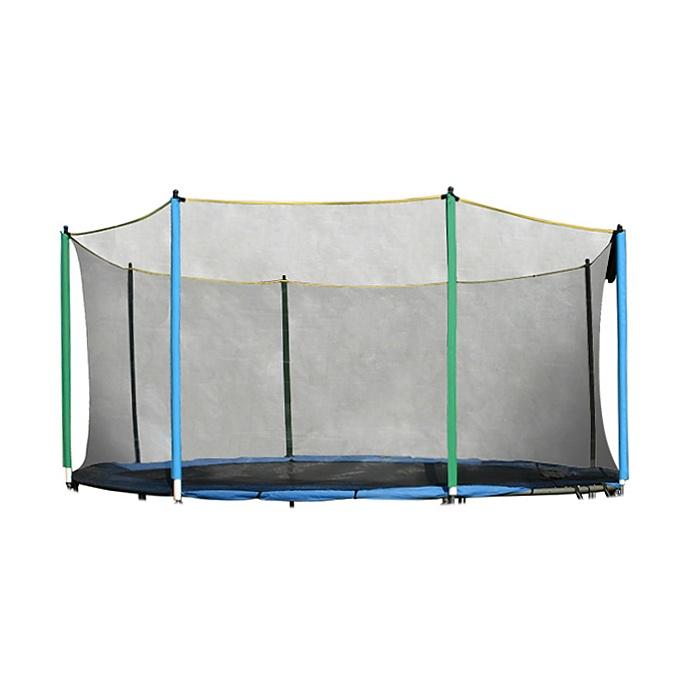 Ochranná sieť na trampolínu inSPORTline 244 cm