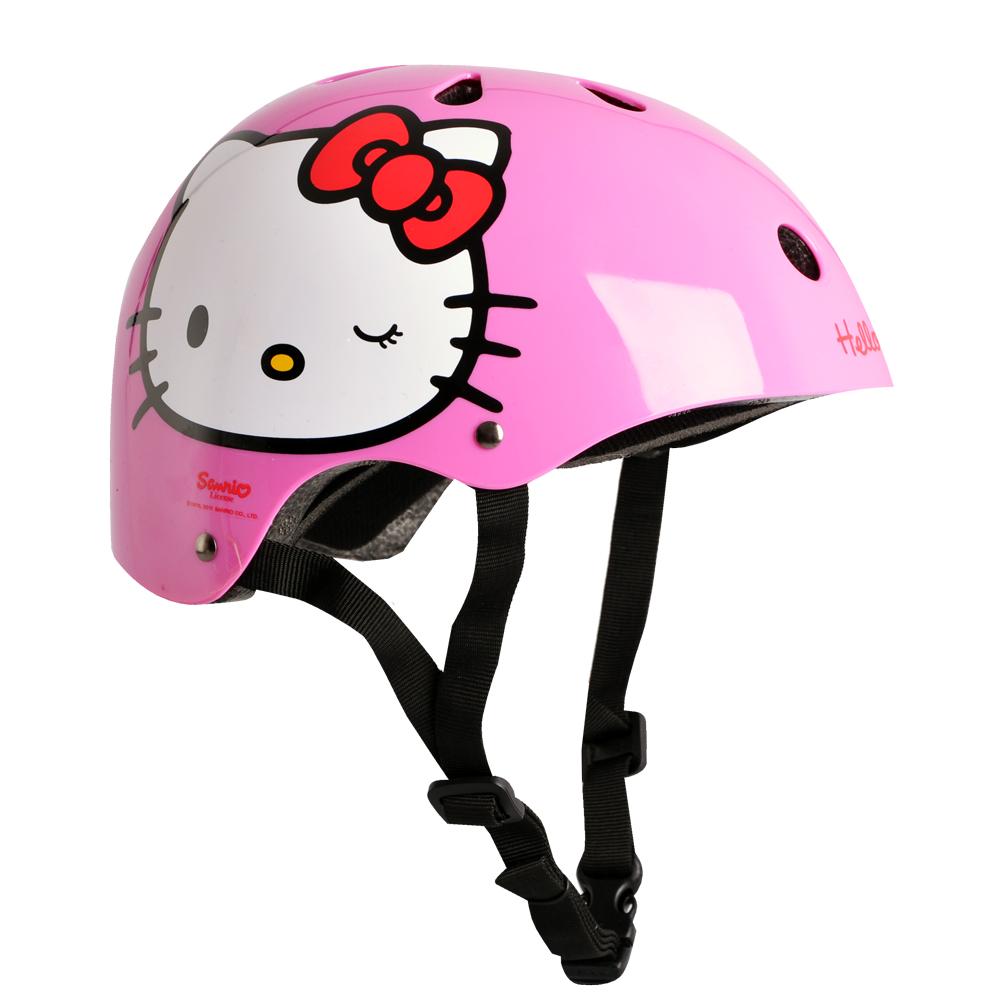Detská prilba HELLO KITTY Pink