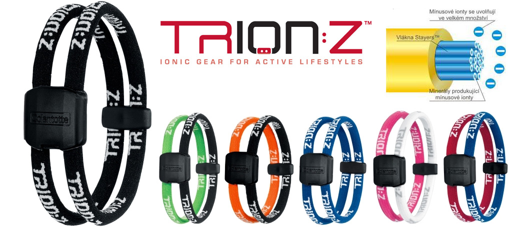 Ionto-magnetick� n�ramky TRION:Z