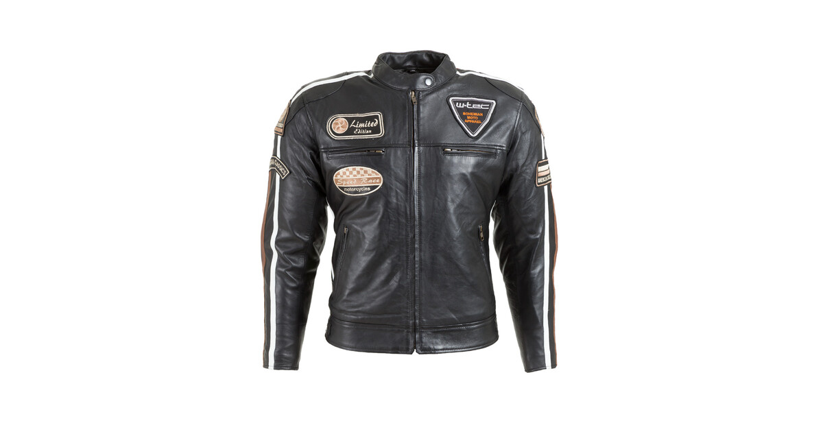 b33d53bb3b97 Dámska kožená moto bunda W-TEC Sheawen Lady - inSPORTline