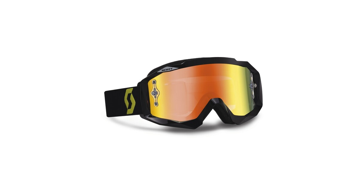 Moto okuliare SCOTT Hustle MXV - inSPORTline b3d3da3eb8b
