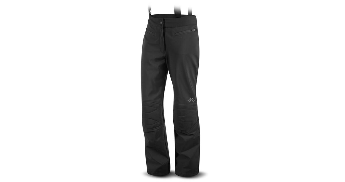 d617c7c62149 Nohavice Trimm ORBIT softshell - čierna - inSPORTline