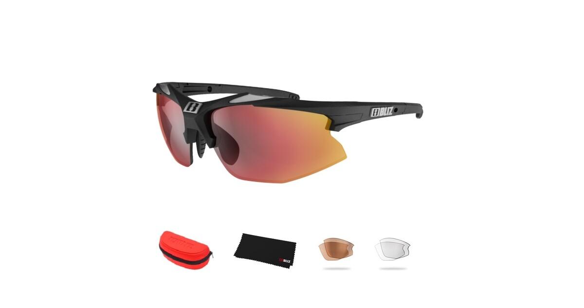 058e25f02 Cyklistické okuliare Bliz Velo XT - čierna - inSPORTline