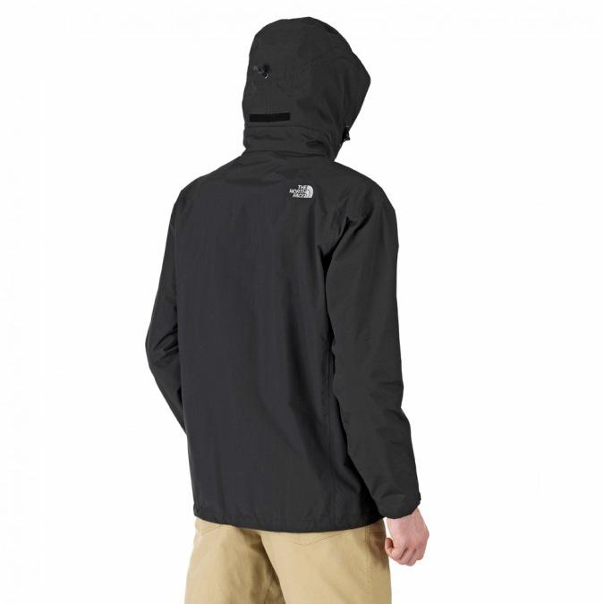 Pánska bunda THE NORTH FACE Stratos - čierna. Kvalitná ... 1a647698f7c