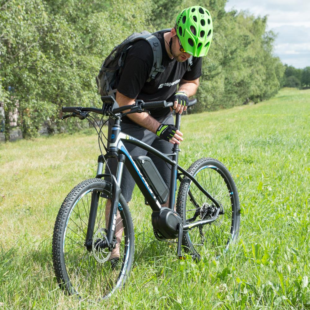 Cyklo rukavice W-TEC Bravoj AMC-1018-15 - modro-čierna - inSPORTline cee85fe5e2