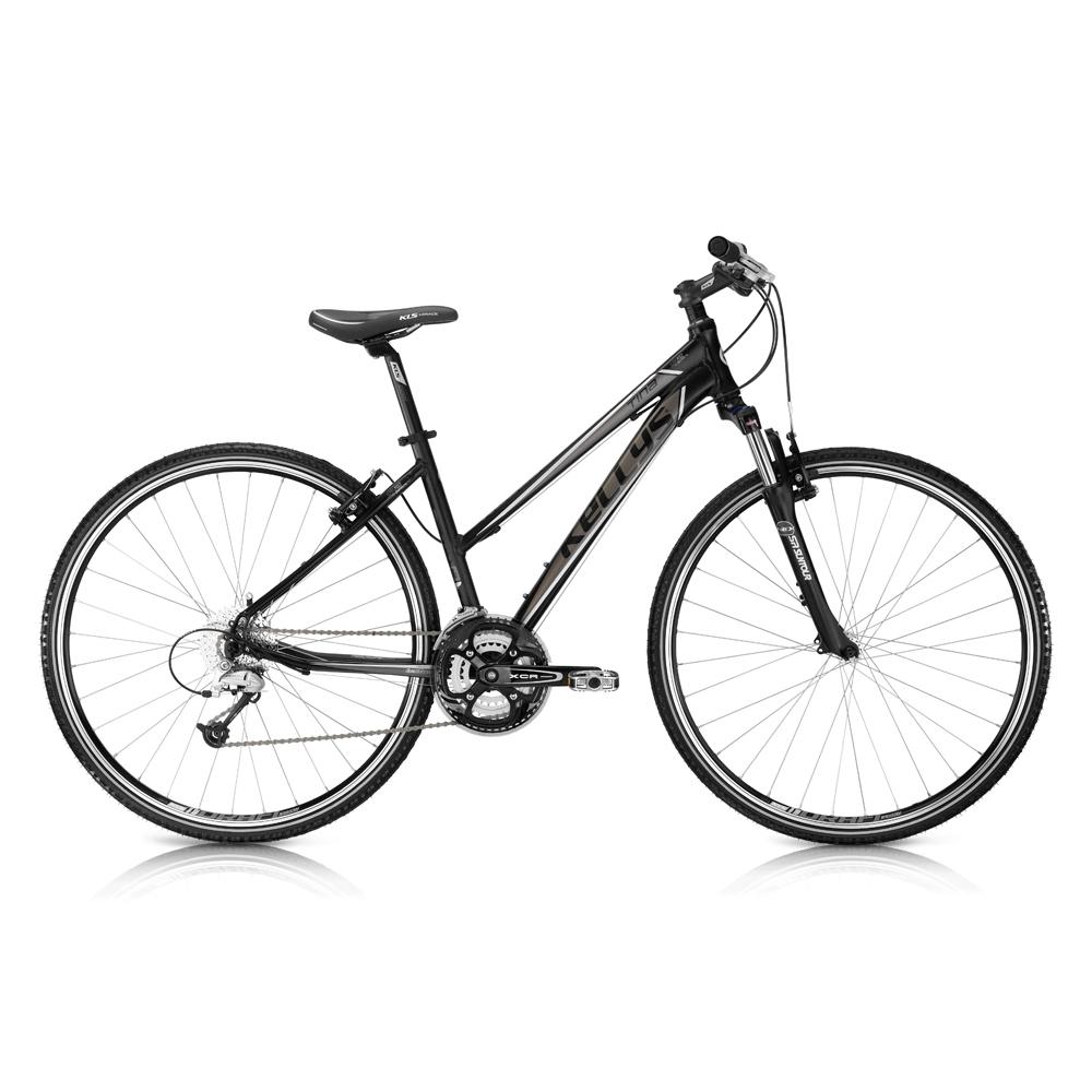 Dámsky crossový bicykel KELLYS TINA 2013