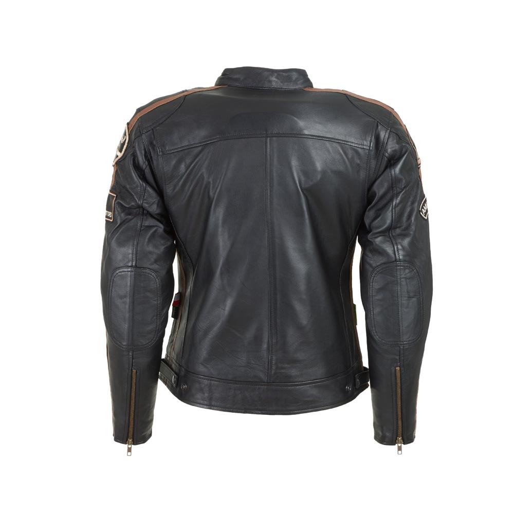 e14c3ea4ad1c Dámska kožená moto bunda W-TEC Sheawen Lady - čierna. Štýlová ...