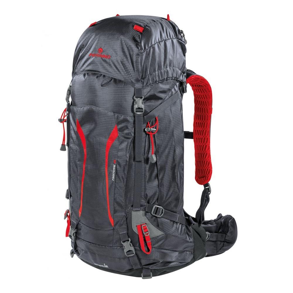 Turistický batoh FERRINO Finisterre 48 - červená. Odolný turistický ... fb3ee28cc6
