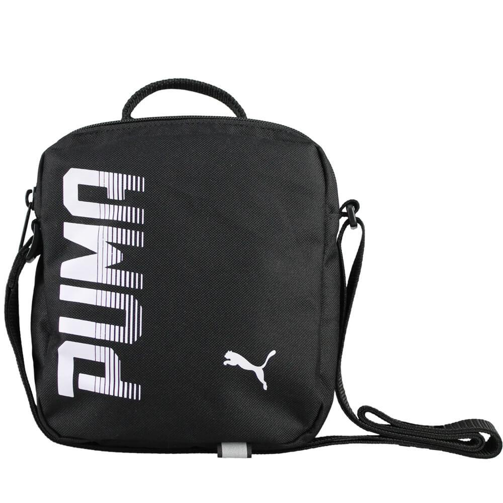 a507471e8 Taška cez rameno Puma Pioneer Portable 07471701 čierna - inSPORTline