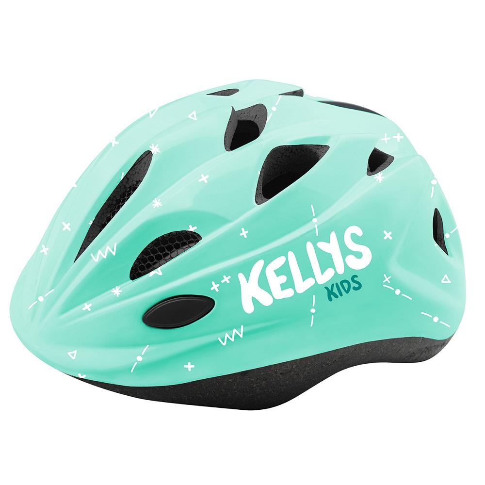 Detská cyklo prilba Kellys Buggie 2018 - žltá. Kvalitná bezpečnostná ... 861e6e9b04c