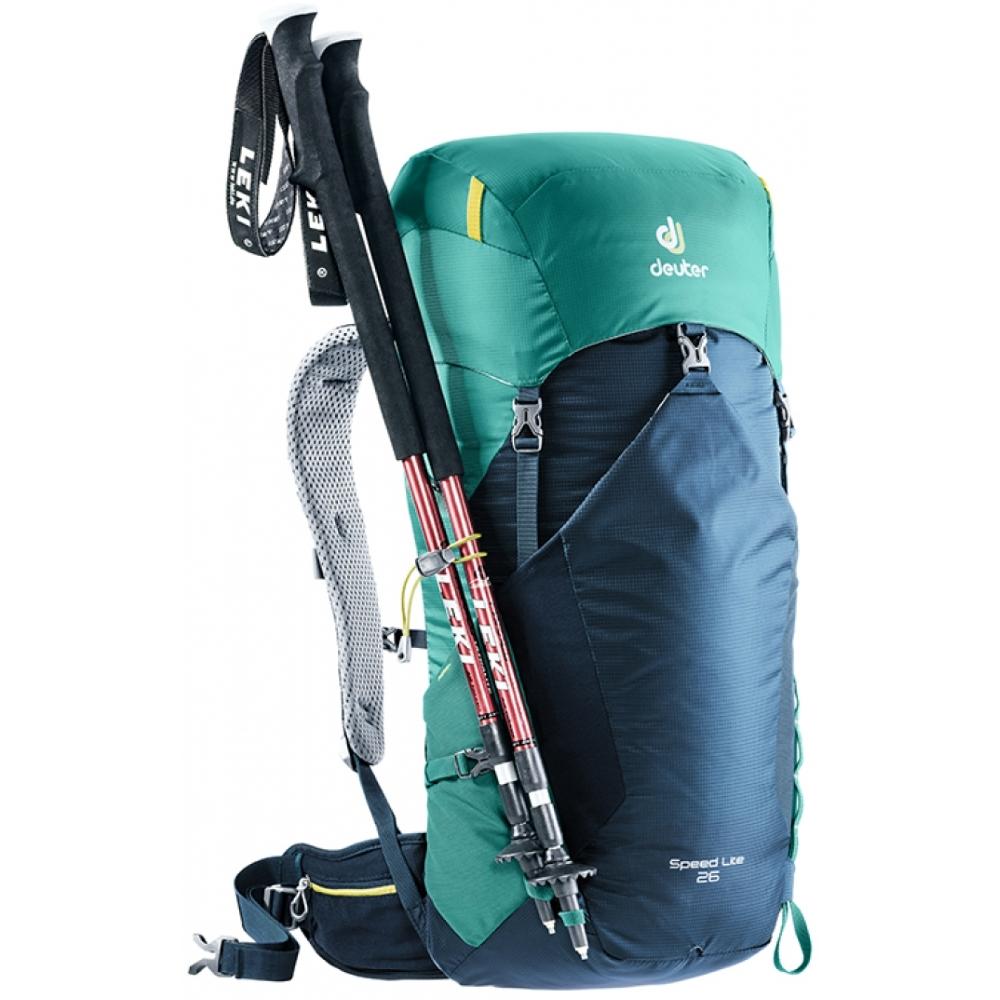 Turistický batoh DEUTER Speed Lite 30 SL - forest-alpinegreen. 3D ... 1ce888f4d2