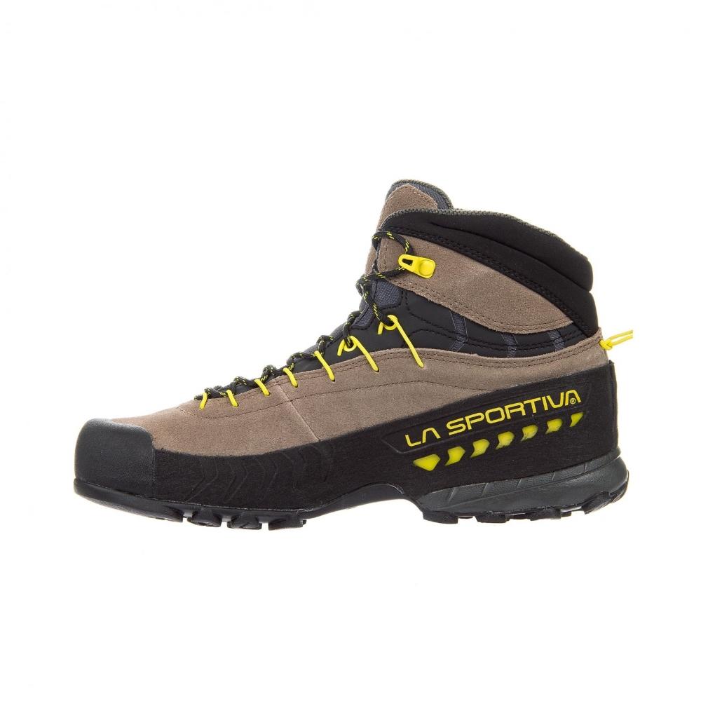 bd0def930b20 Pánské turistické topánky La Sportiva TX4 Mid GTX - Taupe Sulphur.  Vodoodolná obuv ...