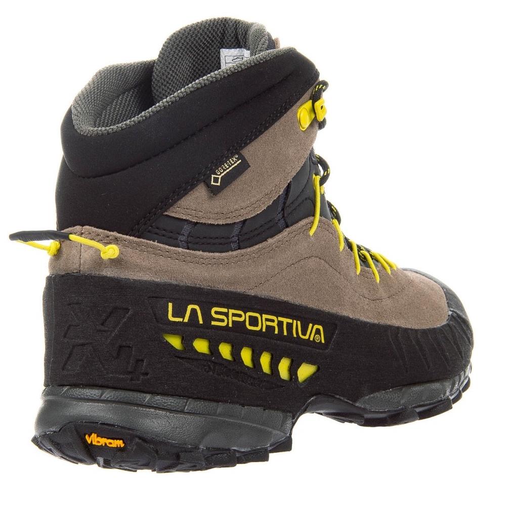 c2e81554b757 Pánské turistické topánky La Sportiva TX4 Mid GTX - Taupe Sulphur.  Vodoodolná obuv ...