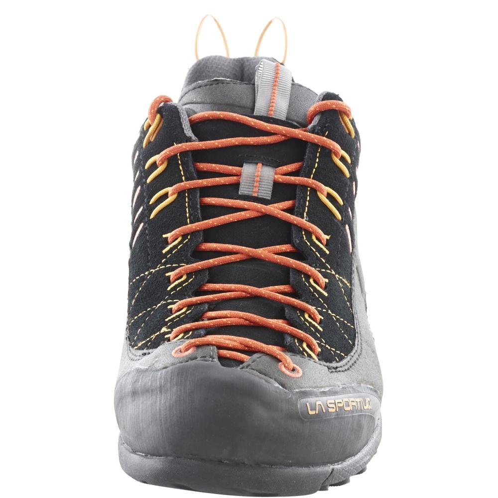 aa9985f0a3e4 Pánské turistické topánky La Sportiva Hyper GTX - Black. Inovatívny  šnurovací systém ...