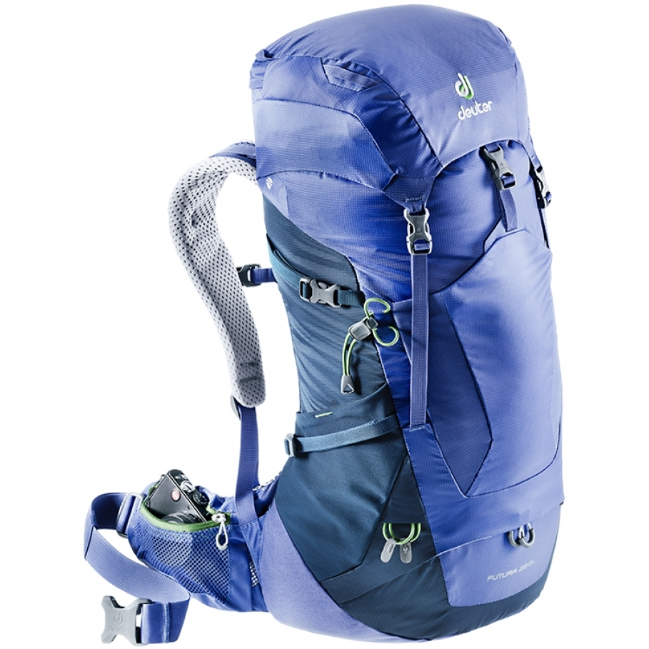 f318d7076ba Turistický batoh DEUTER Futura 30 - arctic-denim. Priedušný ...