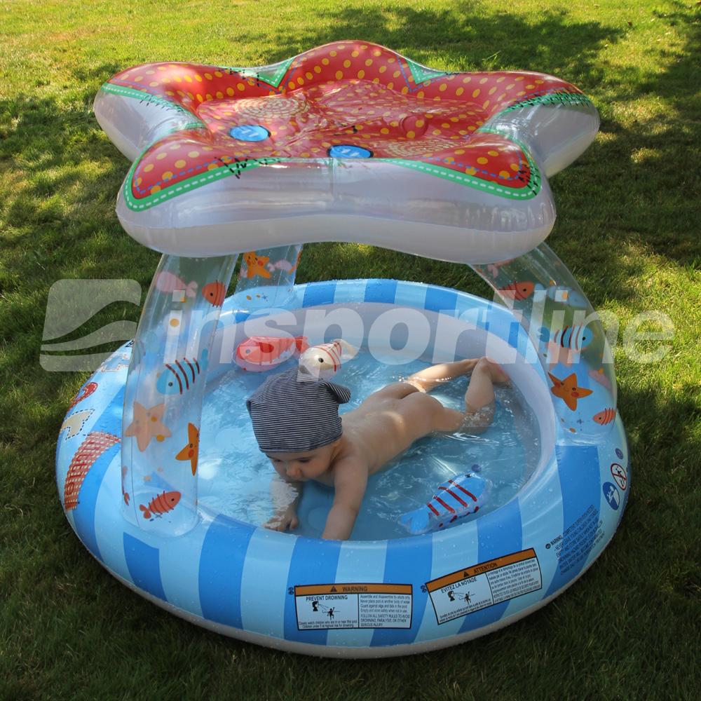 7c2194524eaea Detský bazén so strieškou. Nafukovací bazén Intex ...