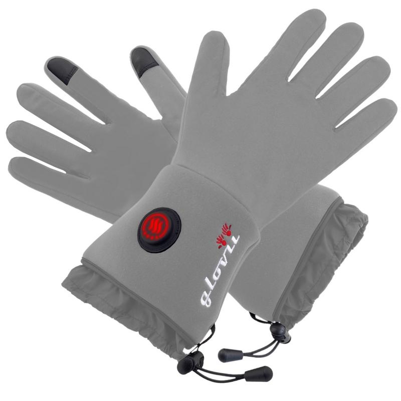 c1fe188a5c Univerzálne vyhrievané rukavice Glovii GL - inSPORTline