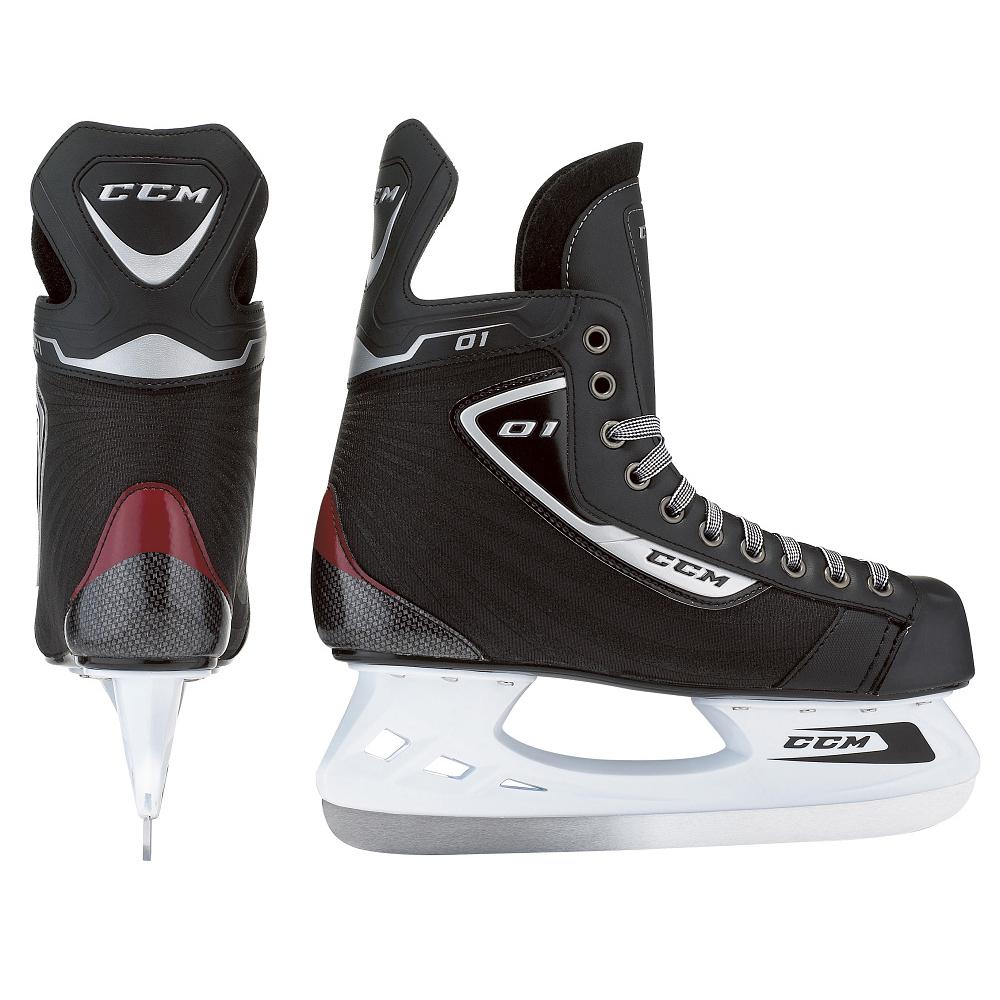7f1a312de8f65 Hokejové korčule CCM U+01 SR - inSPORTline