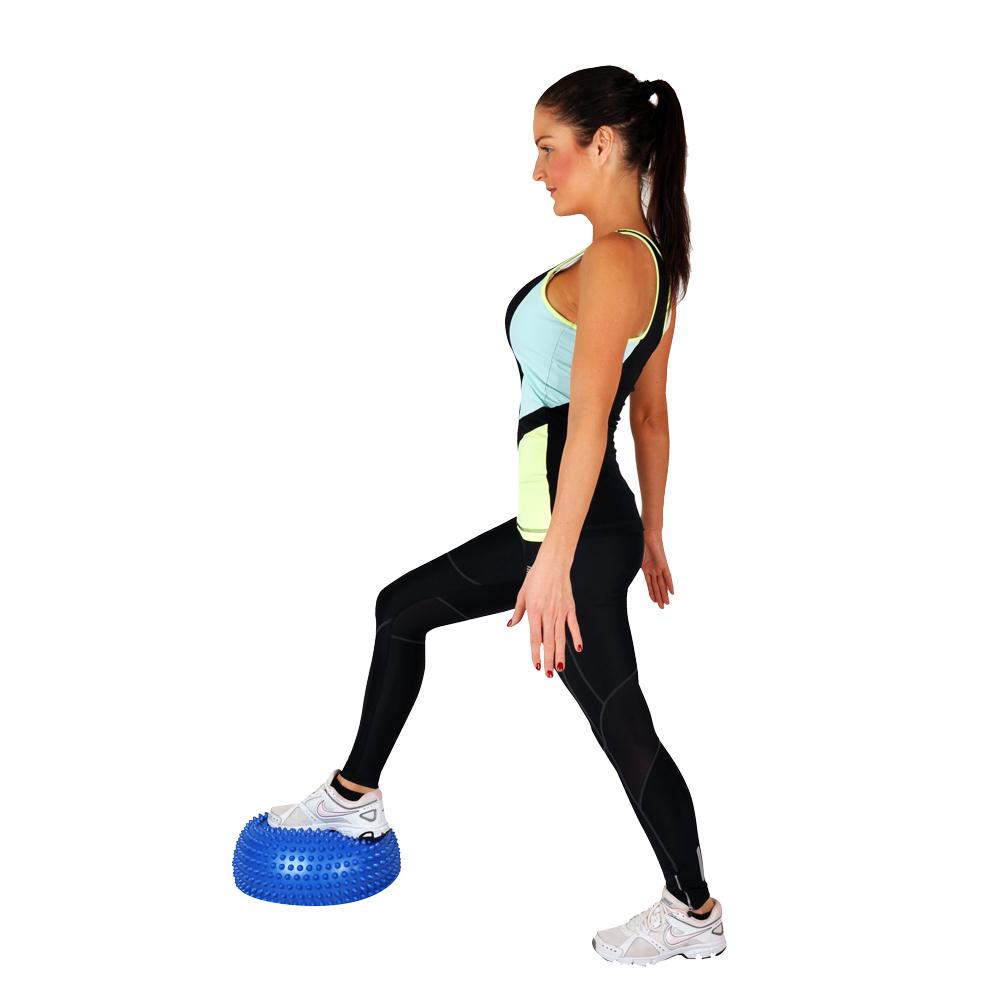 Masážna balančná podložka inSPORTline Bumy BC400