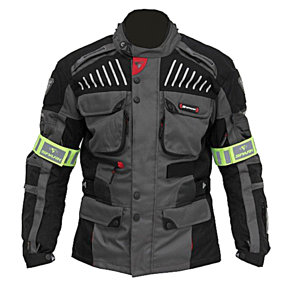 Moto bunda Spark GT Turismo - inSPORTline 85f363a41c1