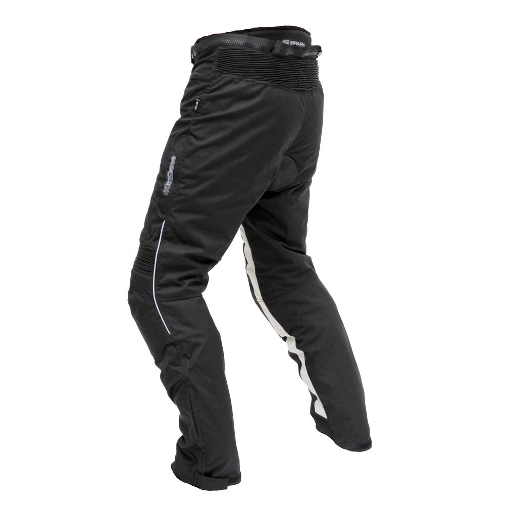 b307fa47a922 Dámske moto nohavice Spark Bora - čierna. Trojvrstvové ...