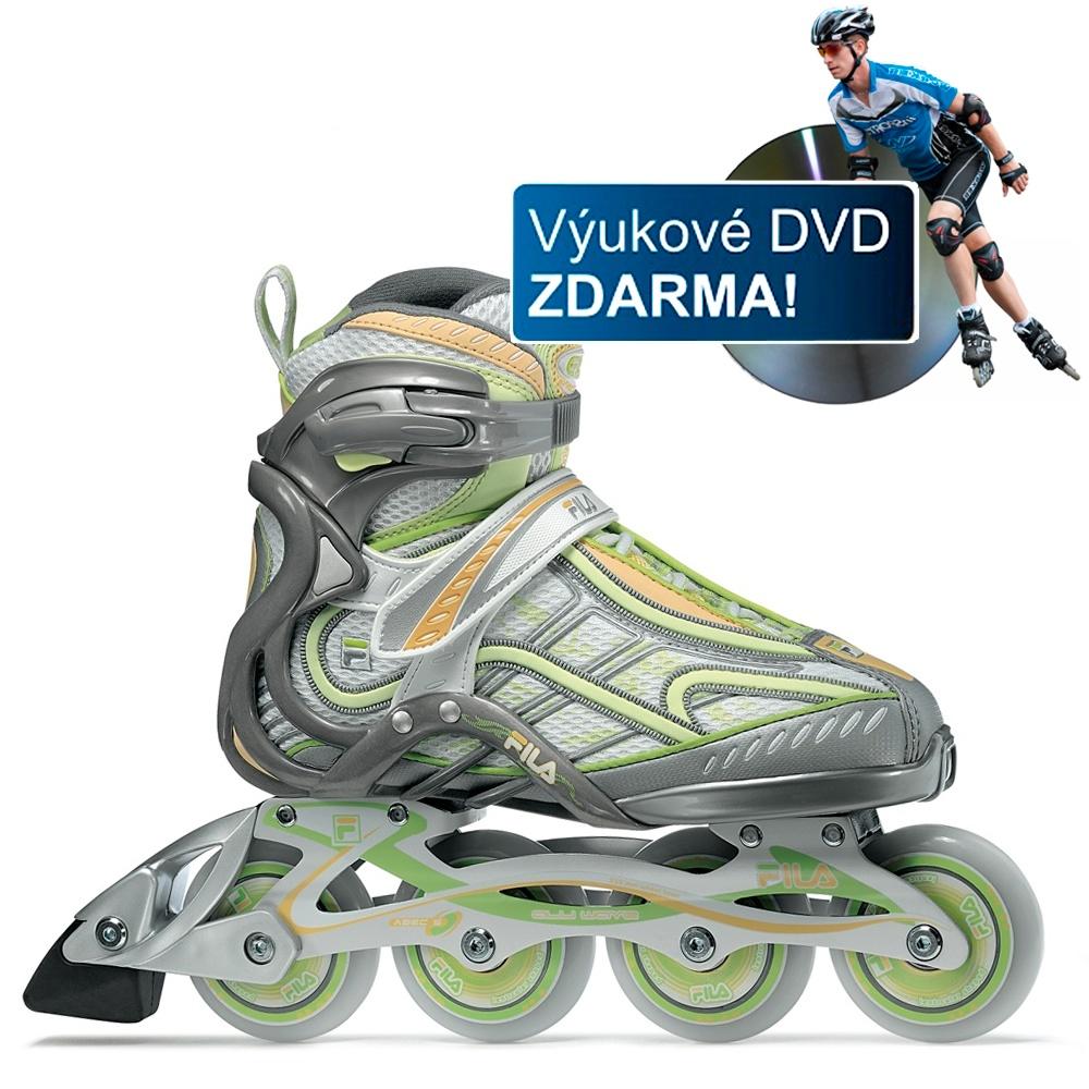Kolieskové korčule Fila EVE 9 LADY