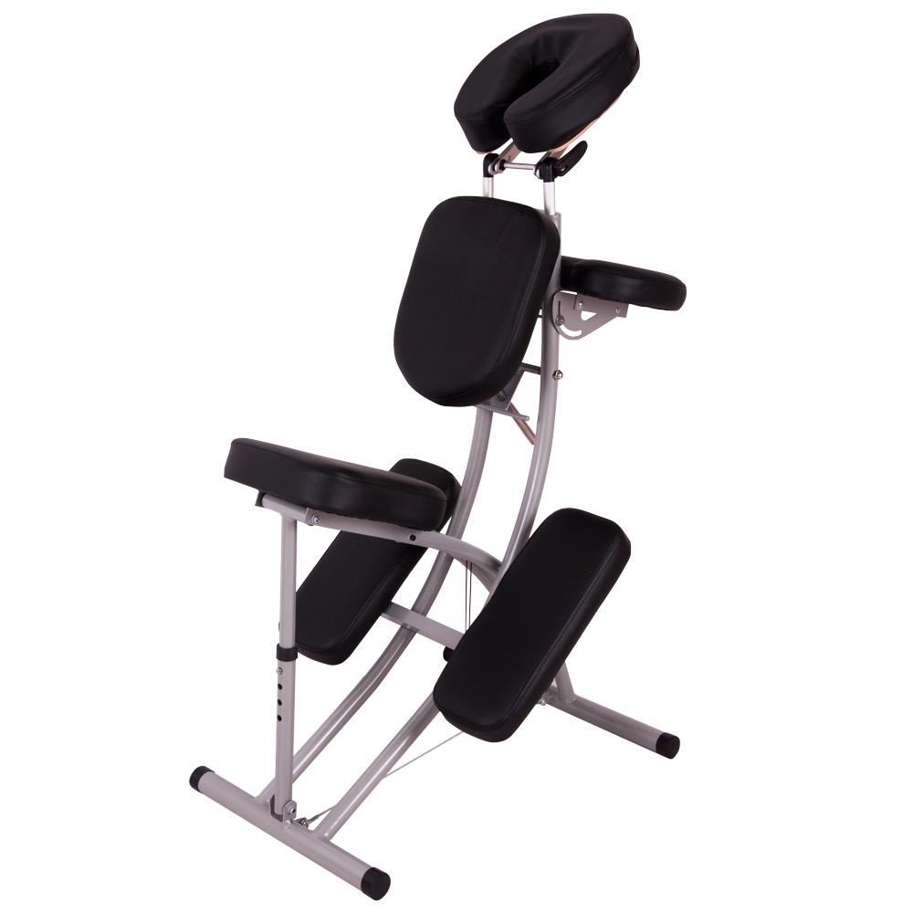 603ecaa21f7ff Masážna stolička inSPORTline Relaxxy hliníková - inSPORTline