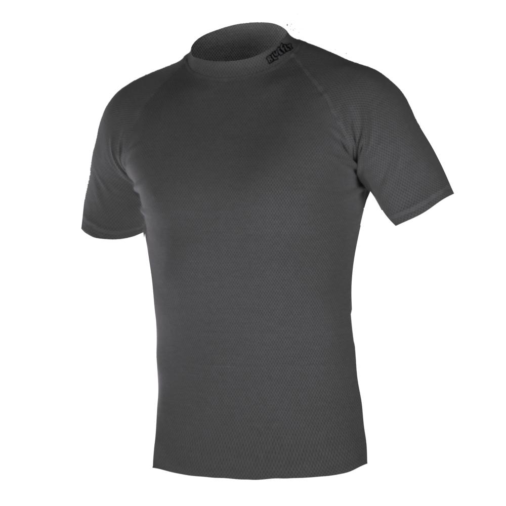 cf1bebeed Termo tričko krátky rukáv Blue Fly Termo Pro - béžová. Ľahké ...