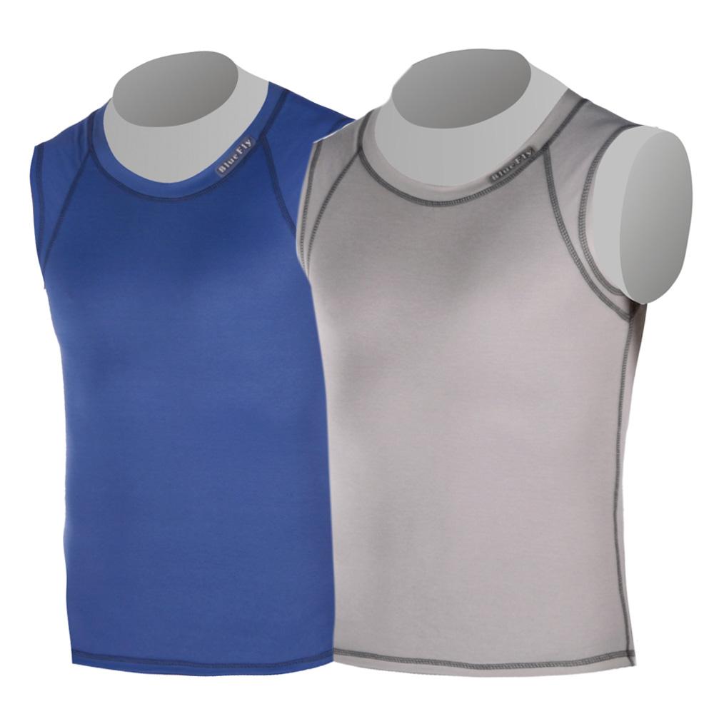 e3c15f9bb Termo tričko Blue Fly Termo Pro - šedá - inSPORTline