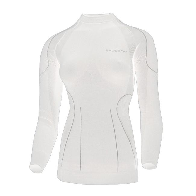 bdc80990e Dámske termo tričko Brubeck THERMO s dlhým rukávom - ružová. Kvalitné ...