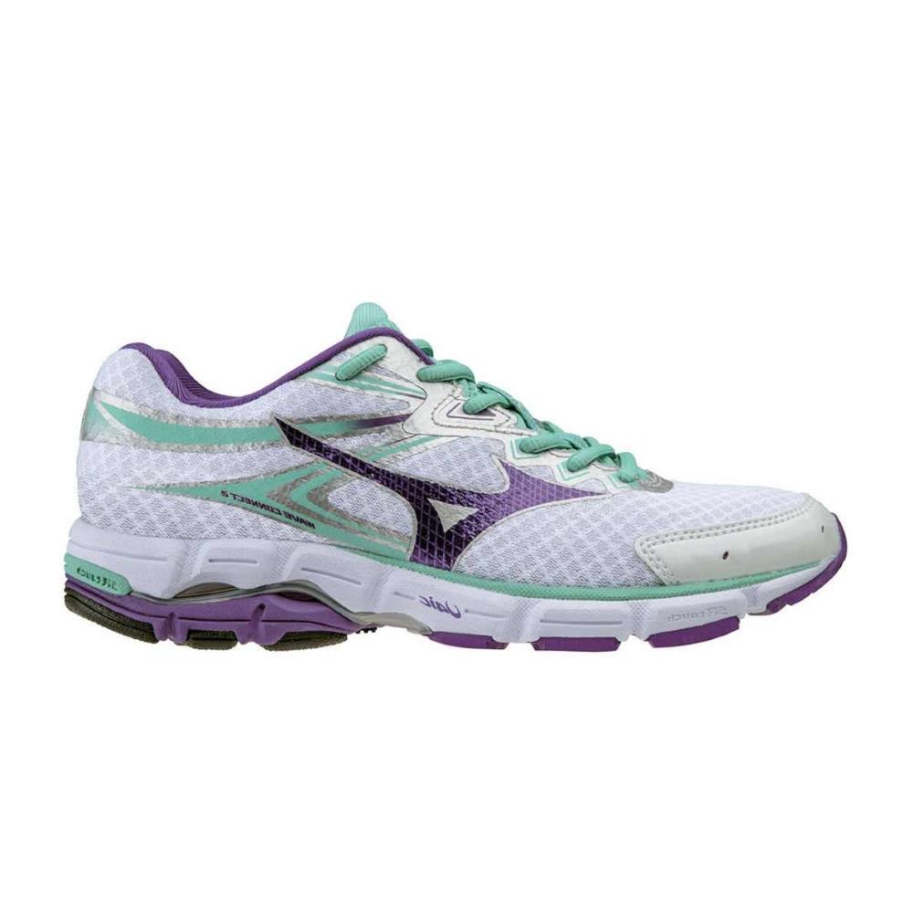 Dámske fitness bežecké topánky Mizuno Wave Connect 2. Vejárovitá ... c20ee10cd30