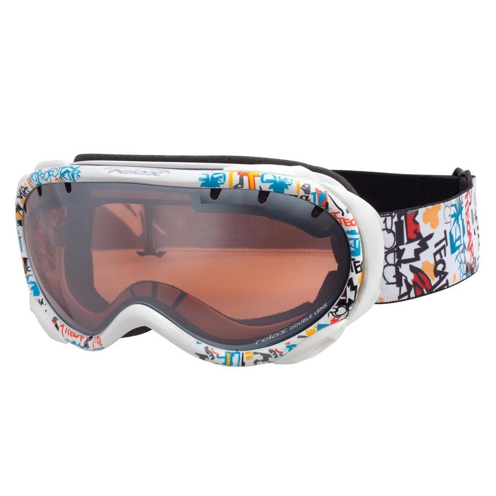 Lyžiarske okuliare RELAX Snowflake - inSPORTline 74179327053