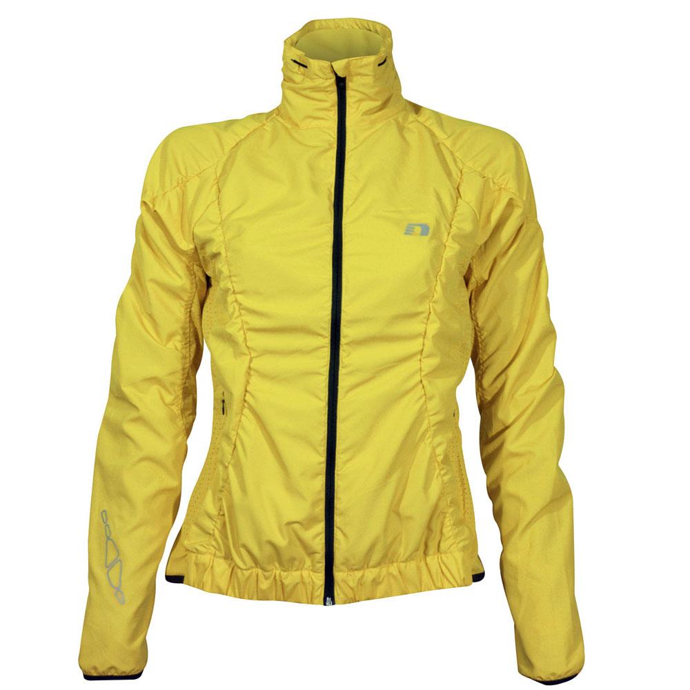 96629bf6ad21 Dámska módna bunda Newline Imotion Ruffle Jacket - svetlo modrá. Dámska ...