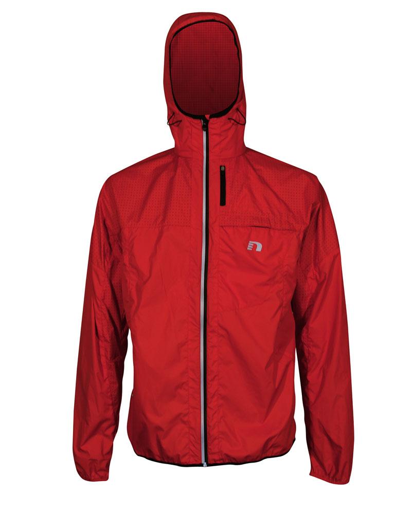 Pánska športová bunda s kapucňou Newline Imotion Wind Hoodie - modro-čierna.  Ľahká ... b07ce938caf