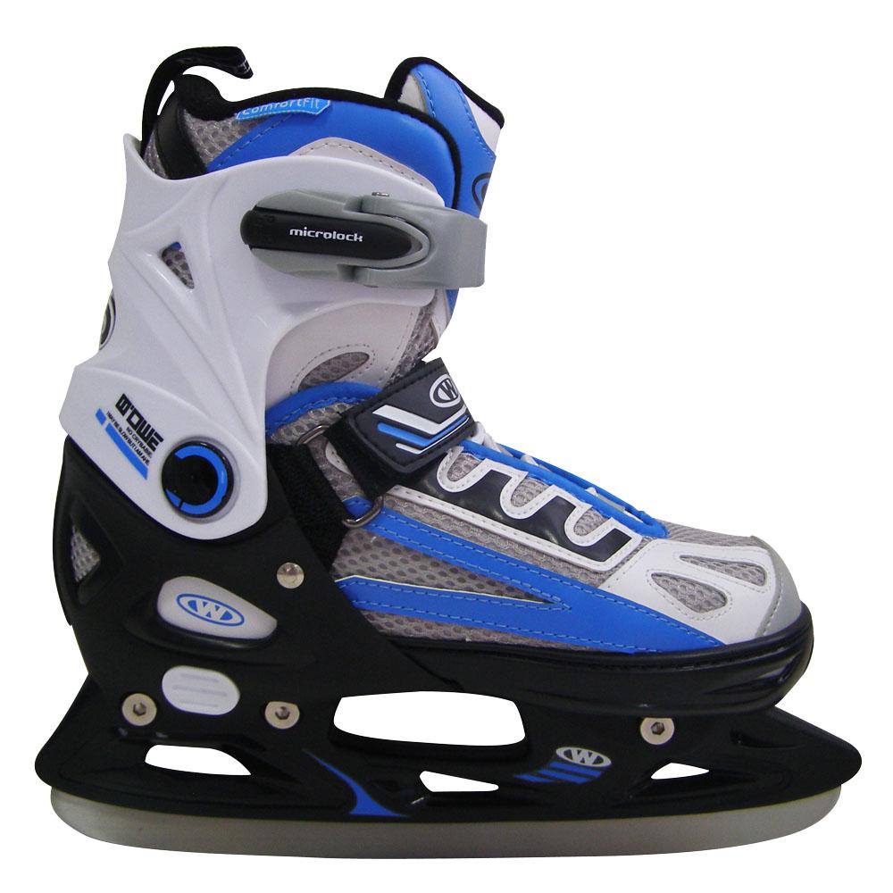 Nastaviteľné korčule WORKER Nolan 2v1 - inSPORTline 088907244eb