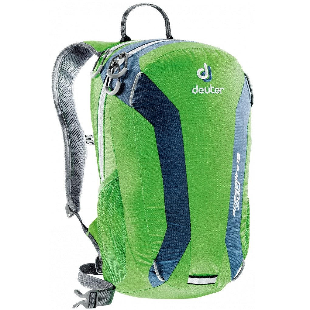 Horolezecký batoh DEUTER Speed Lite 15 - modro-červená. Ultraľahký ... b372c22a91f