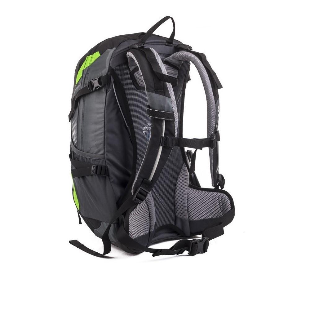 aa256c89e0b Turistický batoh DEUTER Futura 28 - šedo-čierna. Univerzálny ...