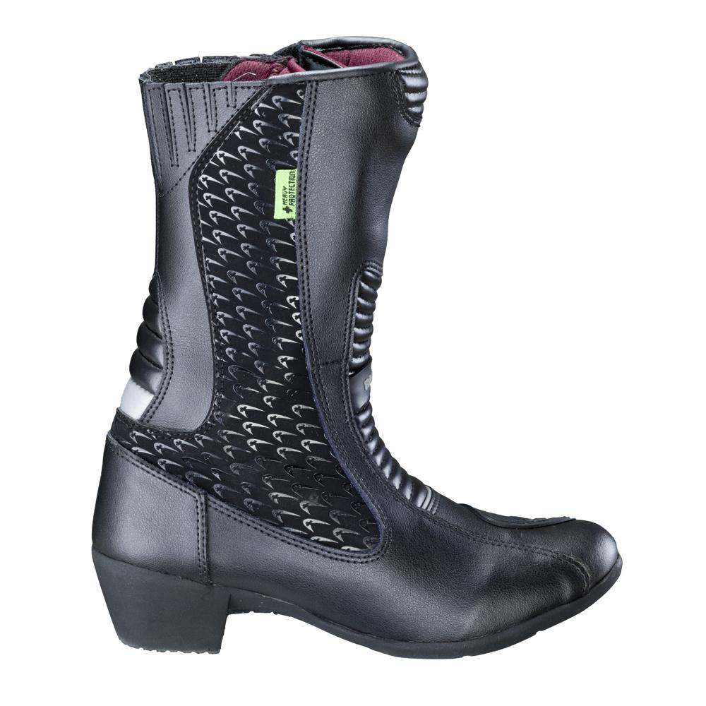 Dámske kožené moto topánky W-TEC Kurkisa NF-6090 - inSPORTline 80fe4a70d00