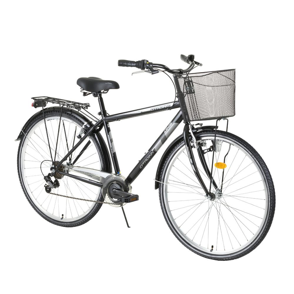 "Trekingový bicykel DHS Citadinne 2833 28"" - model 2016"
